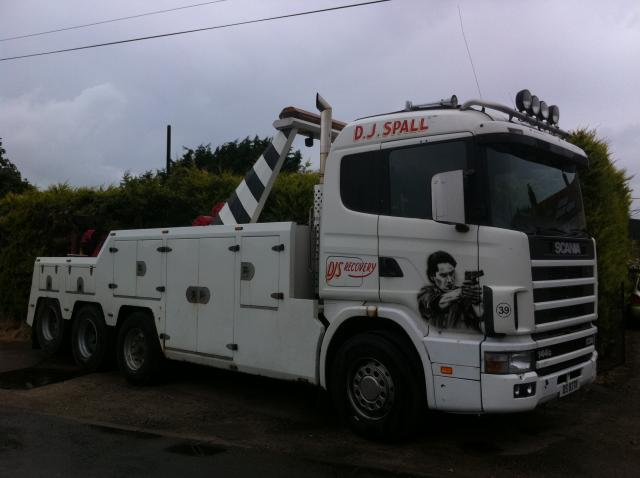 Car Recovery Trucks For Sale Uk